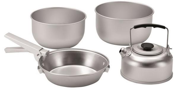 Набор посуды Easy Camp Adventure Cook Set S (580037) - купить (заказать), узнать цену - Охотничий супермаркет Стрелец г. Екатеринбург