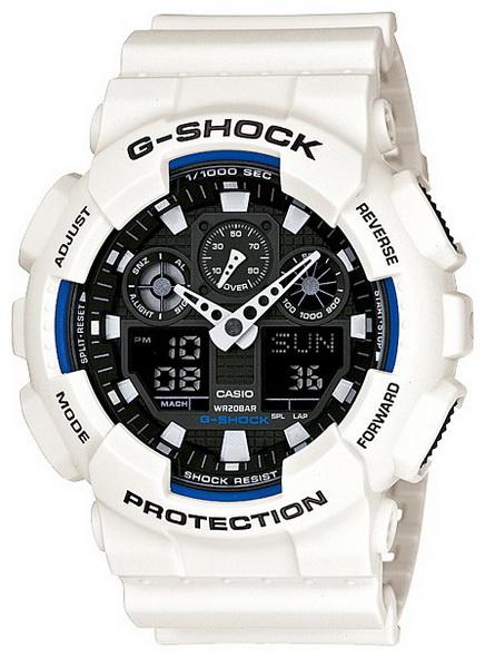 Часы CASIO GAX-100B-7A - купить (заказать), узнать цену - Охотничий супермаркет Стрелец г. Екатеринбург