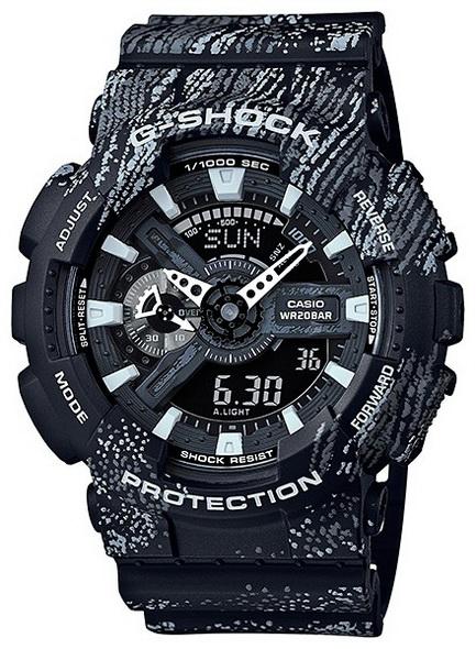 Часы CASIO GA-110TX-1A - купить (заказать), узнать цену - Охотничий супермаркет Стрелец г. Екатеринбург