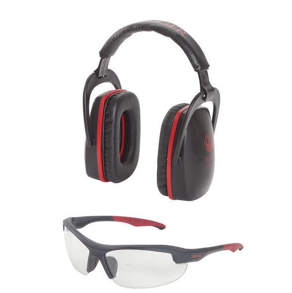 Набор наушники+очки Allen RUGER CONIX BALLISTIC - купить (заказать), узнать цену - Охотничий супермаркет Стрелец г. Екатеринбург