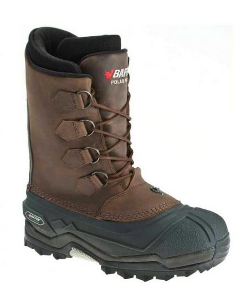 Ботинки Baffin Control Max Worn Brown - купить (заказать), узнать цену - Охотничий супермаркет Стрелец г. Екатеринбург