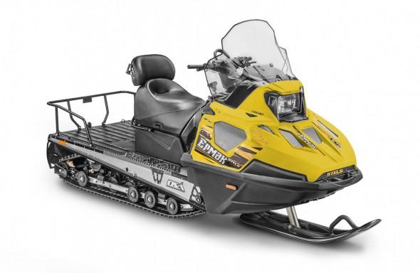 Снегоход Stels Ермак 800L желто-черный - купить (заказать), узнать цену - Охотничий супермаркет Стрелец г. Екатеринбург