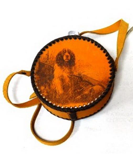 Фляжка в чехле круглая 0,5л - купить (заказать), узнать цену - Охотничий супермаркет Стрелец г. Екатеринбург