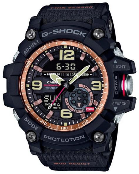 Часы CASIO GG-1000RG-1A - купить (заказать), узнать цену - Охотничий супермаркет Стрелец г. Екатеринбург