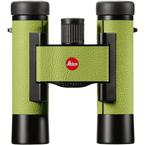 Бинокль Leica Ultravid 10x25 Apple green 40634 - купить (заказать), узнать цену - Охотничий супермаркет Стрелец г. Екатеринбург