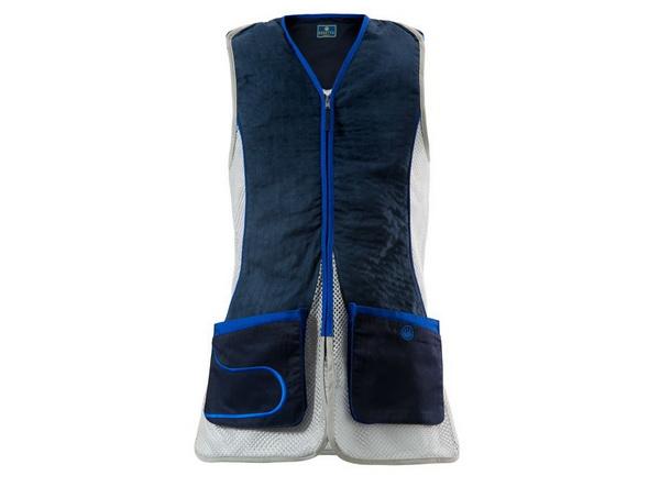 Жилет Beretta DT11 Shooting Vest Blue GT011/2113/058S - купить (заказать), узнать цену - Охотничий супермаркет Стрелец г. Екатеринбург