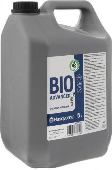 Масло HUSQVARNA для цепи 5л. Bio Advanced 5888183-10 - купить (заказать), узнать цену - Охотничий супермаркет Стрелец г. Екатеринбург