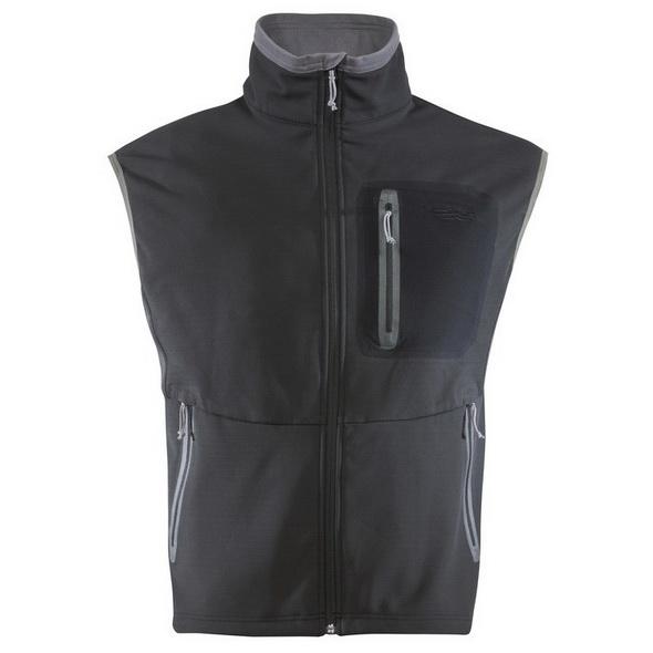 Жилет Sitka Jetstream Vest Black - купить (заказать), узнать цену - Охотничий супермаркет Стрелец г. Екатеринбург