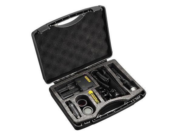 Фонарь Nitecore P16 Hunting Kit Cree XM-L U2 - купить (заказать), узнать цену - Охотничий супермаркет Стрелец г. Екатеринбург