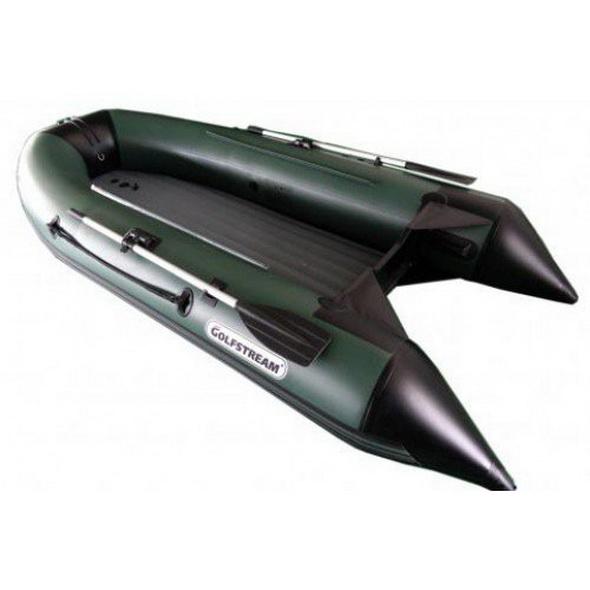 Лодка ПВХ Golfstream ML 365 зелено-черная - купить (заказать), узнать цену - Охотничий супермаркет Стрелец г. Екатеринбург