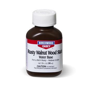 Состав для морения Birchwood Rusty Walnut Wood Stain 90мл - купить (заказать), узнать цену - Охотничий супермаркет Стрелец г. Екатеринбург