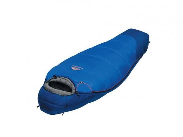 Мешок спальный Alexika Mountain Child синий, левый, 9225.01052 - купить (заказать), узнать цену - Охотничий супермаркет Стрелец г. Екатеринбург