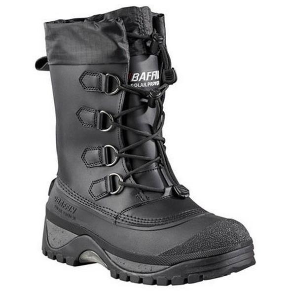 Ботинки Baffin Muskox Black - купить (заказать), узнать цену - Охотничий супермаркет Стрелец г. Екатеринбург