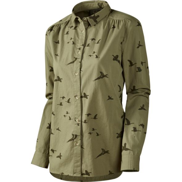 Рубашка Seeland Pheasant Lady Dusky Green - купить (заказать), узнать цену - Охотничий супермаркет Стрелец г. Екатеринбург