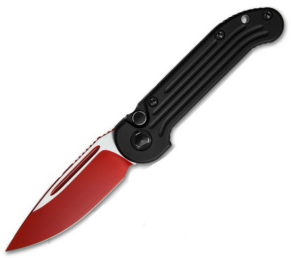 Нож Microtech MT_135-1SL LUDT Red Standart - автоматический - купить (заказать), узнать цену - Охотничий супермаркет Стрелец г. Екатеринбург