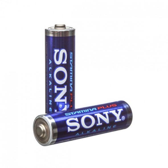 Э/п Sony Stamina Plus LR6/316 BL2 - купить (заказать), узнать цену - Охотничий супермаркет Стрелец г. Екатеринбург