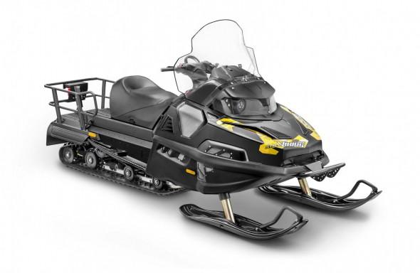 Снегоход Stels Viking S600 ST черный - купить (заказать), узнать цену - Охотничий супермаркет Стрелец г. Екатеринбург