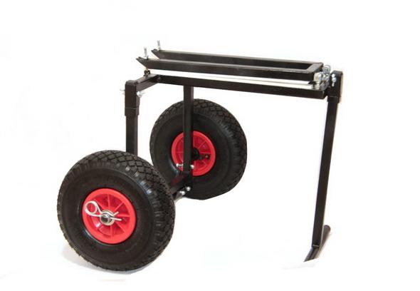 Тележка для лодочного мотора (окрашенный металл) - купить (заказать), узнать цену - Охотничий супермаркет Стрелец г. Екатеринбург