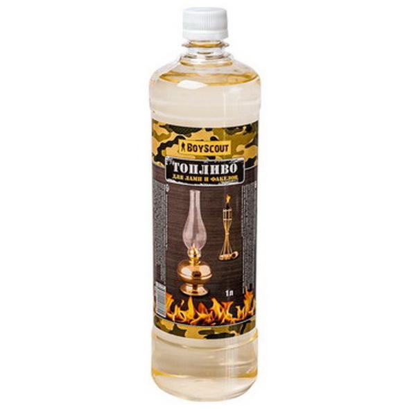 Топливо Boyscout для ламп и факелов 1л  - купить (заказать), узнать цену - Охотничий супермаркет Стрелец г. Екатеринбург