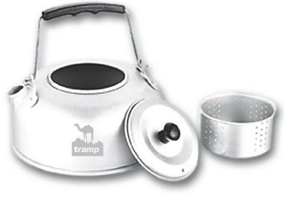 Чайник Tramp TRC-038 походный алюминиевый 0,9л - купить (заказать), узнать цену - Охотничий супермаркет Стрелец г. Екатеринбург