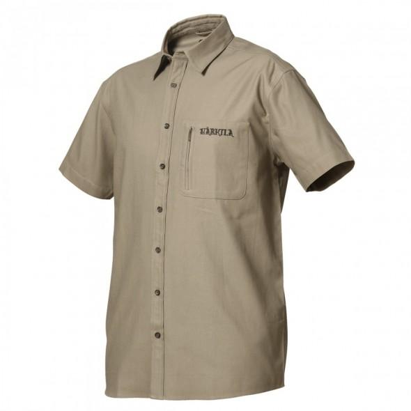 Рубашка Harkila Trekking S/S Timber Wolf - купить (заказать), узнать цену - Охотничий супермаркет Стрелец г. Екатеринбург