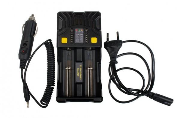Зарядное устройство Uni C2 - купить (заказать), узнать цену - Охотничий супермаркет Стрелец г. Екатеринбург