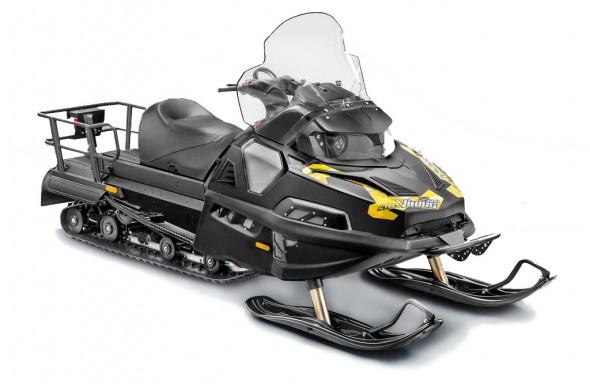 Снегоход Stels Viking S600 черный - купить (заказать), узнать цену - Охотничий супермаркет Стрелец г. Екатеринбург