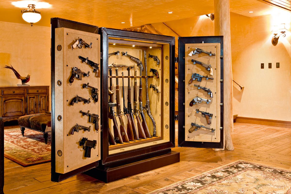 Сейфы для оружия в Екатеринбурге
